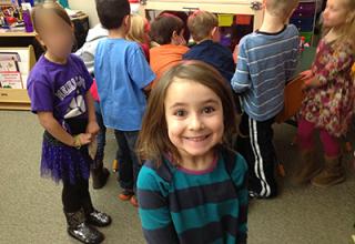 The Hedgies go to Kindergarten