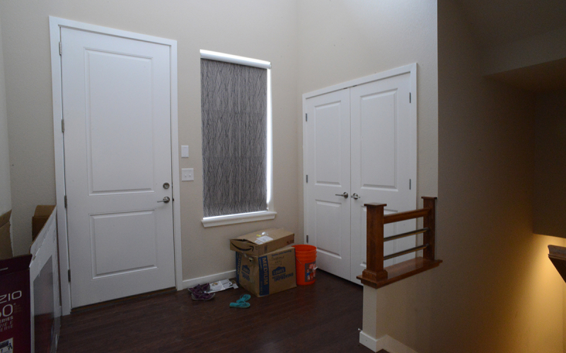 Our House Right Now: The Office + Foyer