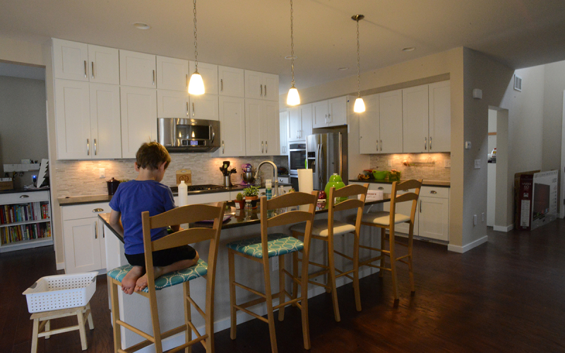 Our House Right Now: Kitchen + Dining Room
